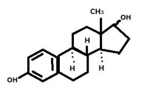 エストロゲン構造式